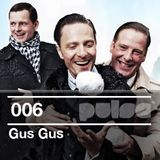 Pulse.006 - GusGus