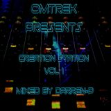 Omtrek presents creation station vol 1 mixed by Darren-P