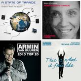 A State Of Trance Radio - Armin van Buuren's Top 20 of 2013 (Mixed by J.D.F.D.)