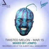 003 Twisted Melon // MAR 2015 // The Albert Hall, Manchester