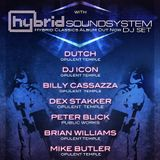 Hybrid Soundsystem (Distinctive Records) @ Dust Off, Public Works - San Francisco (15.09.2012)