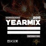 Henrie Ders - YearMix 2015 (Entergy 124) - 31.12.2015