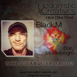 Black.M - Hedonistic Creatives Mix 012