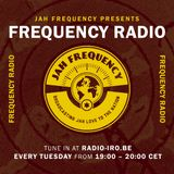 Frequency Radio #121 with special guests I-Shence Family 25/04/17