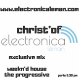 weekn'd house the progressive #36 exclusive mix www.electronicaleman.com