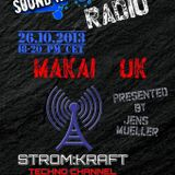 Makai's Mix for Sound Kleckse Radio Show - [26.10.2013]