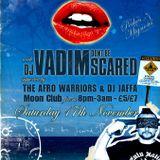 Live @ The Moon Club 17/11/12 (DJ Vadim support set)