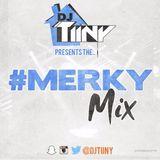 #MERKYMIX Mixed By @DJTiiNY