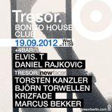 Tresor Berlin :: New Faces :: 19.09.2012
