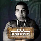 DJ Xquizit live at Medusa Festival Mexico 2018
