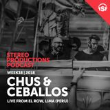 WEEK38_18 Chus & Ceballos Live from Elrow Lima, Peru