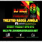 DJ.MGS and Guest Mix By DJ.Embryo Presents Twisted~Ragga Jungle Vol.11