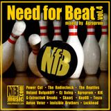 Need for Beat mixed by Agroprom vol.4