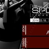 Slave @ Spectrum Techno Radio Show 034