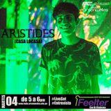 Feelter Radio Show con Aristides (Casa Locasa)