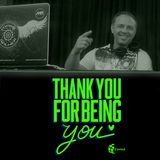 Thank You For Being You - Mark Salner