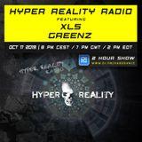 Hyper Reality Radio 117 – XLS & Greenz