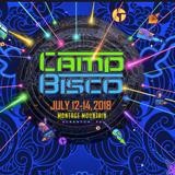 G Jones at Camp Bisco 2018
