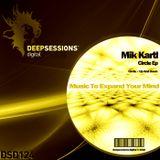 DSD124 Mik Kartl - Circle Ep