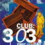 Billy Nasty live @ club303          05-2001
