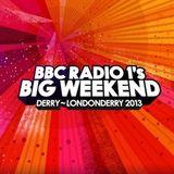 Pete Tong - Live @ BBC Radio 1 Big Weekend Londonderry 2013.05.24.