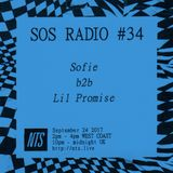 SOS Radio w/ Sofie & Lil Promise - 24th September 2017