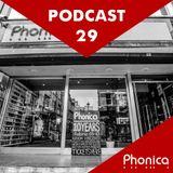Phonica Podcast 29