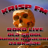 KRISP FM....OLD SKOOL JUNGLE HARDCORE DARKSIDE.....TEAROUT TUESDAYS...ROKO LIVE...(Tracklist)