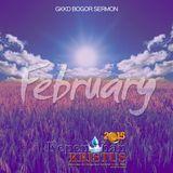 Ps. Mangatas Simanjuntak - Allah itu Kasih (15-02-2015)