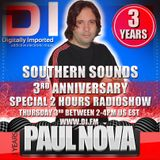 Paul Nova - Southern Sounds 037 (May 2012) 3rd anniversary