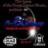 PsY Trance - PodCast. EP401.(20.10.17)