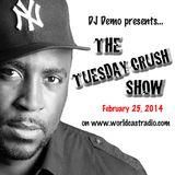 TuesdayCrushShow-WCR-Feb2514-Djdemo