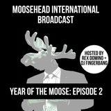 Moosehead International Broadcast (24/02/2016)