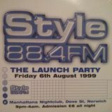 DJ Rusher and Random - Stylish100FM 2002?