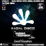 Kueymo & Sushiboy KFM Podcast Ep 79 ft Kadal Disco