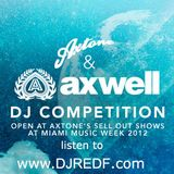 Axtone Presents Competition Mix by DJREDF