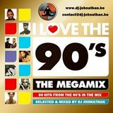 DJ Johnathan - The 90's Megamix (Section The 90's)