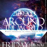 ALEX RED - Around The World (Ibiza) - Moderna 21.09.2013