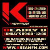Deadly D #BreakfastShow - KreamFM.Com 20 OCT 2019
