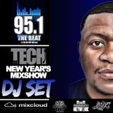 New Year's Radio Mixshow(95.1 The Beat)