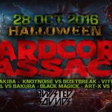 Knotnoise vs Bízetbreak - Halloween Hardcore Massacre