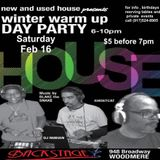 Winter Warm Day Party Teaser Mix!!!