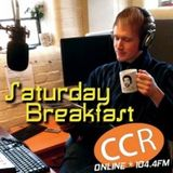 Saturday Breakfast - 21/09/19 - Chelmsford Community Radio