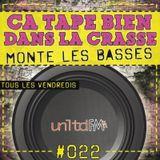 CA TAPE BIEN DANS LA CRASSE MONTE LES BASSES #022