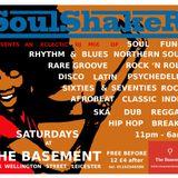 Soulshaker The Basement Leicester 17th/18th Sept 2016 (Rhythm & Blues, Funk & Soul)