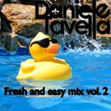 DANIELE TAVELLA - FRESH AND EASY MIX VOL.2