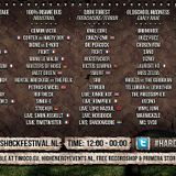 DJ Smurf - Hardshock Festival (14/4/2012) promo mix
