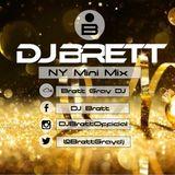 New Year Mini Mix Bass/EDM Mixed By DJ Brett Gray