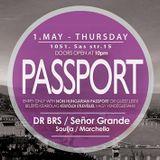 DR BRS - PassportMayMix
