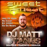 SWEET Heat DJ Matt Stands Live at the Denver Wrangler 7.25.15